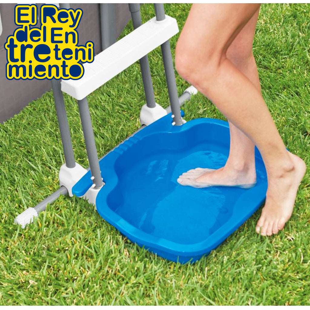 Lavatorio De Pies Intex Para Ingreso En Piscina (5030197559435)