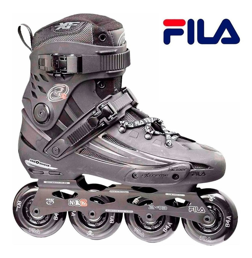 Patín Rollers Fila Nrk Free Style Super Profesional (4973582549131)