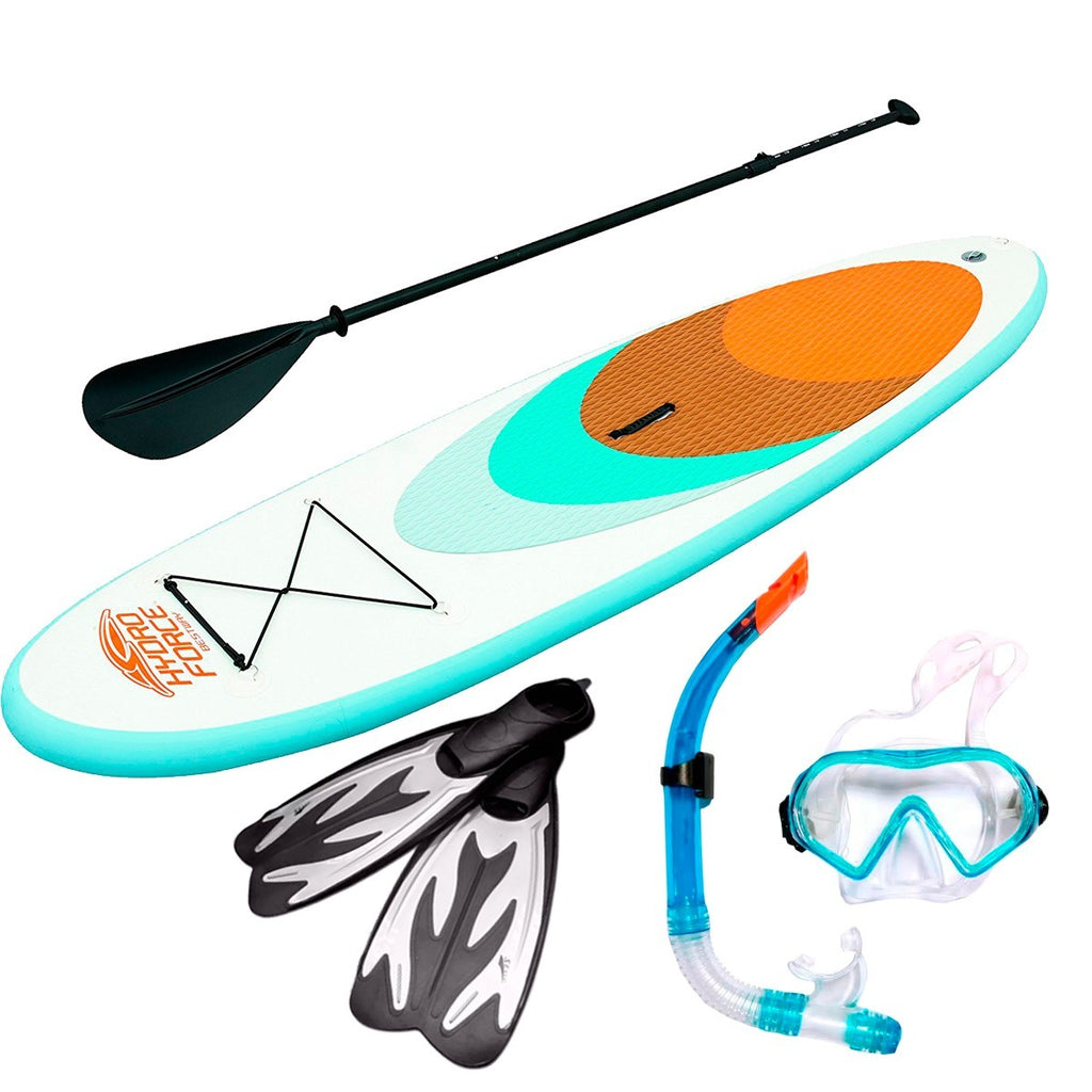Tabla Inflable Stand Up Paddle Surf + Remo + Regalo (4973631897739)