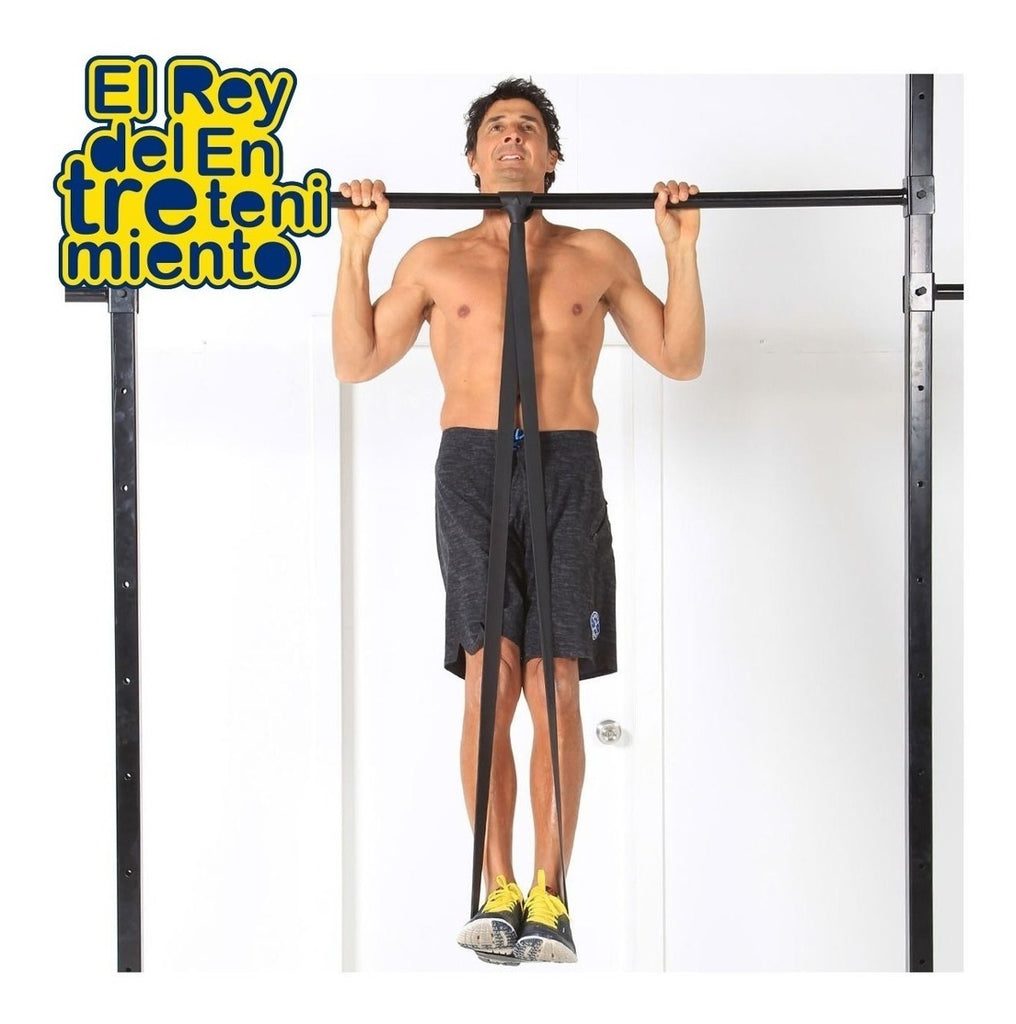 Super Band Profesional 13mm Entrenamiento Fitness Gym (4973630619787)
