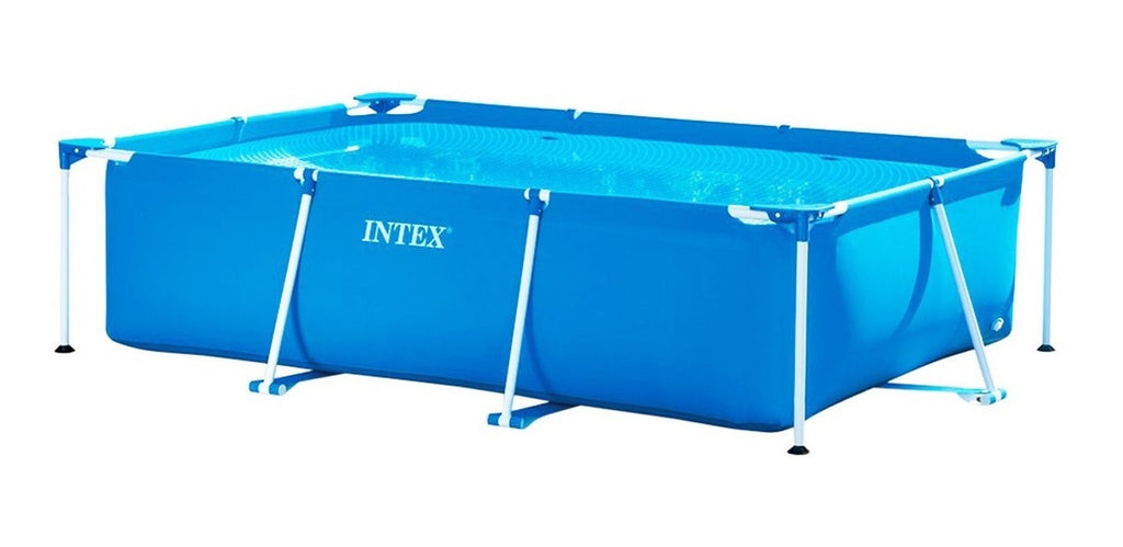Piscina Intex Estructural 3834 L Rectangular + Regalo (4973595394187)