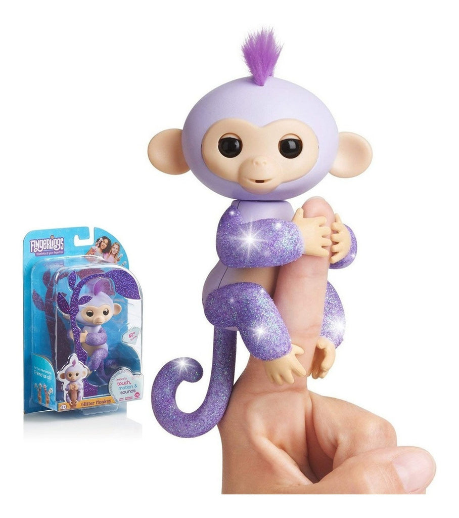 Fingerlings Monkeys Original Monito Únicos Brillante! (4973493321867)