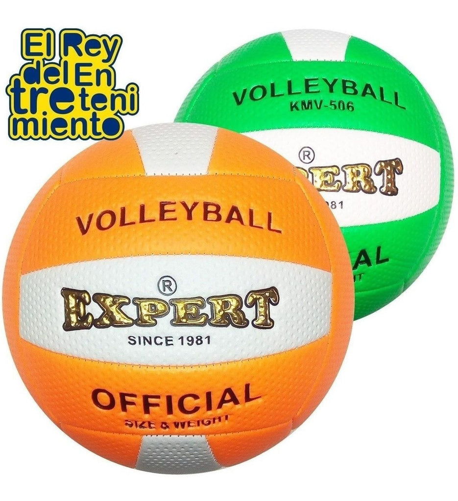 Pelota De Volleyball Expert N5 Oficial Voley Playa (4973585367179)