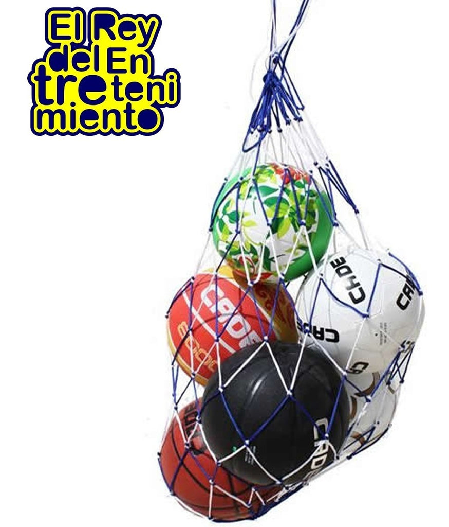 Red Bolsa Para Pelotas Fútbol, Basketball, Volley (4973604274315)