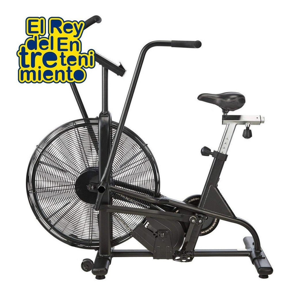Bicicleta Assault Air Bike Profesional Crossfit Gym (4973432897675)