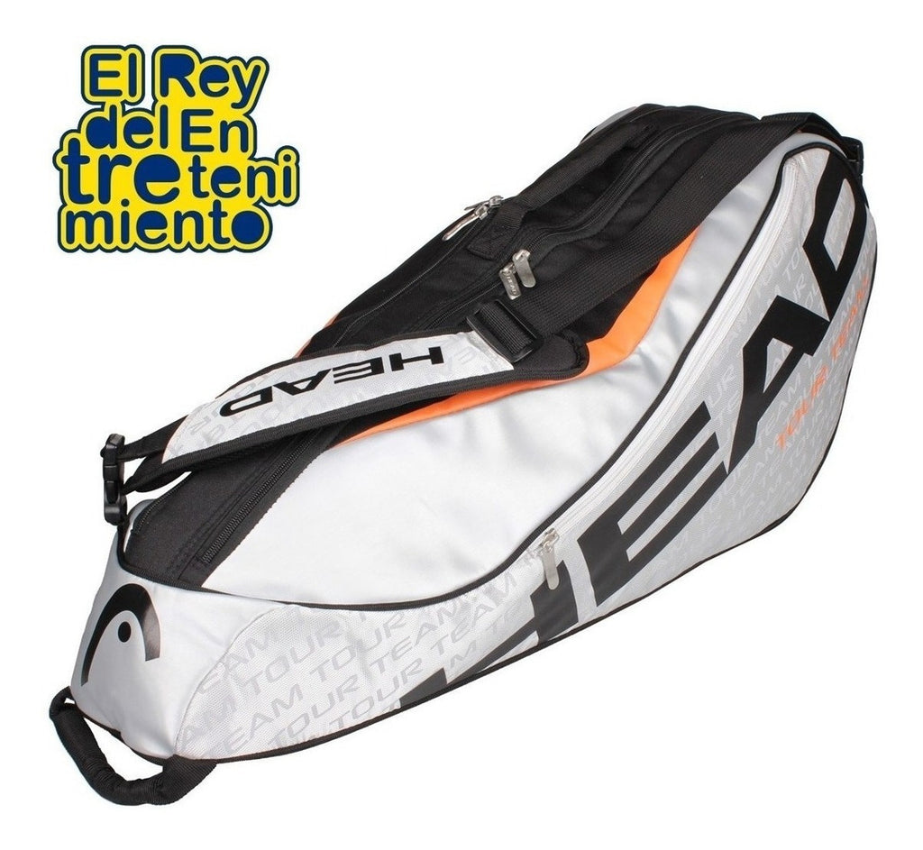 Bolso Raquetero Head Tour Team 6 Profesional Tennis (4973444726923)