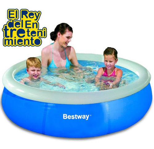 Piscina Bestway 1000 L Gomón Inflable + Regalos ! (4973592150155)