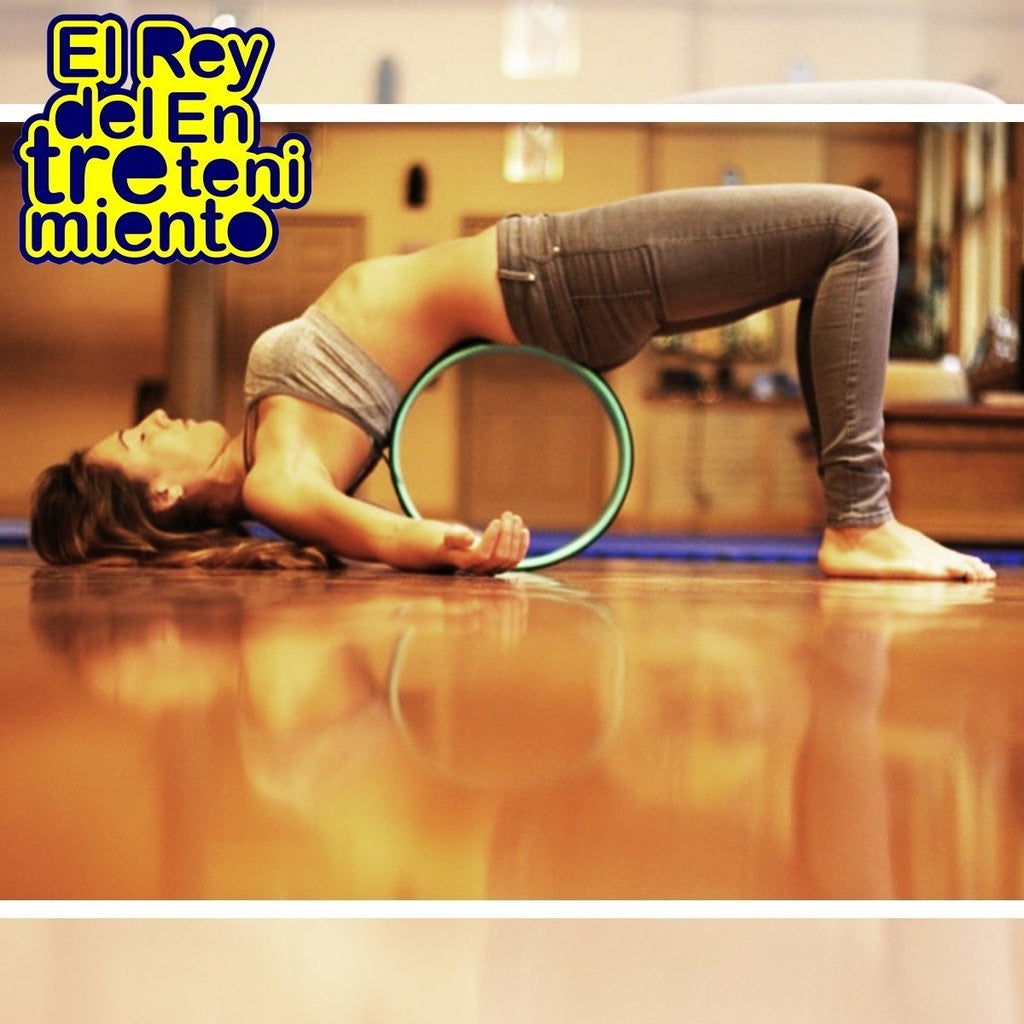 Rueda Rodillo Para Yoga Y Pilates Rolo Gym Fitness (4973607977099)