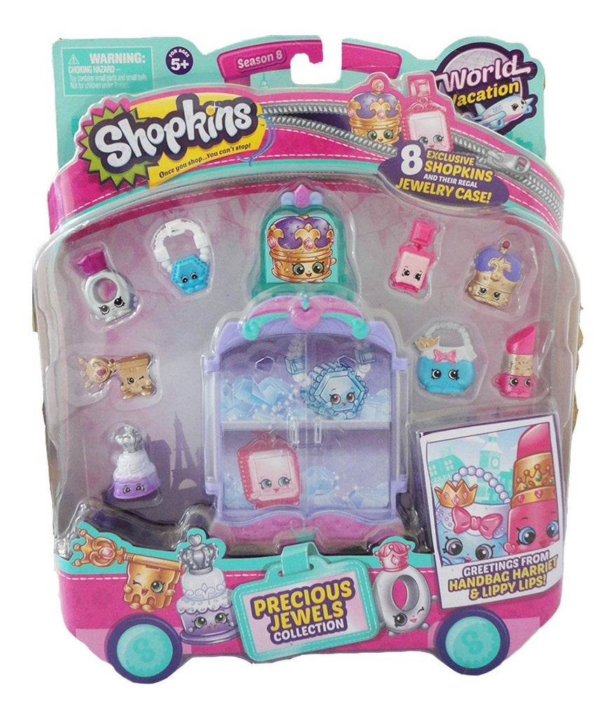 Shopkins Pack De 9 Figuras (4973625835659)