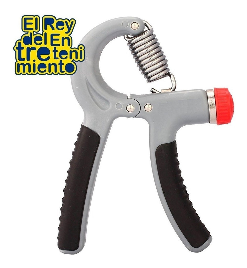Ejercitador De Manos Hand Grip Regulable C/ Contador (4973489815691)