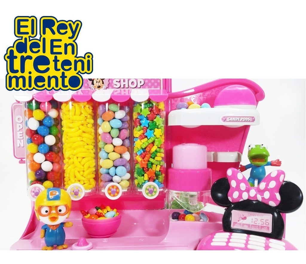 Minnie Mouse Tienda Disney De Golosinas Candy Shop (4973562167435)