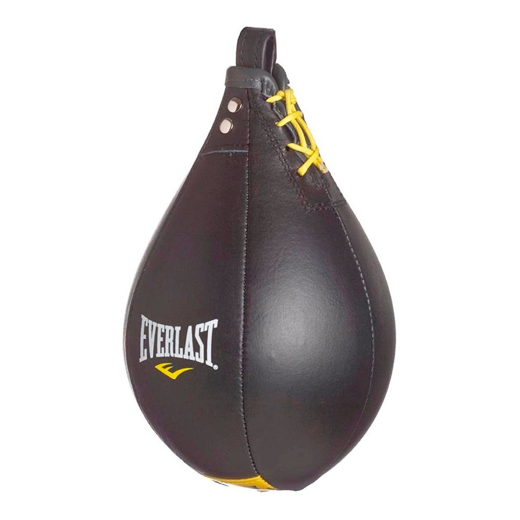 Pera Everlast Punching Ball Boxeo Prof. 100% Cuero (4960095699083)