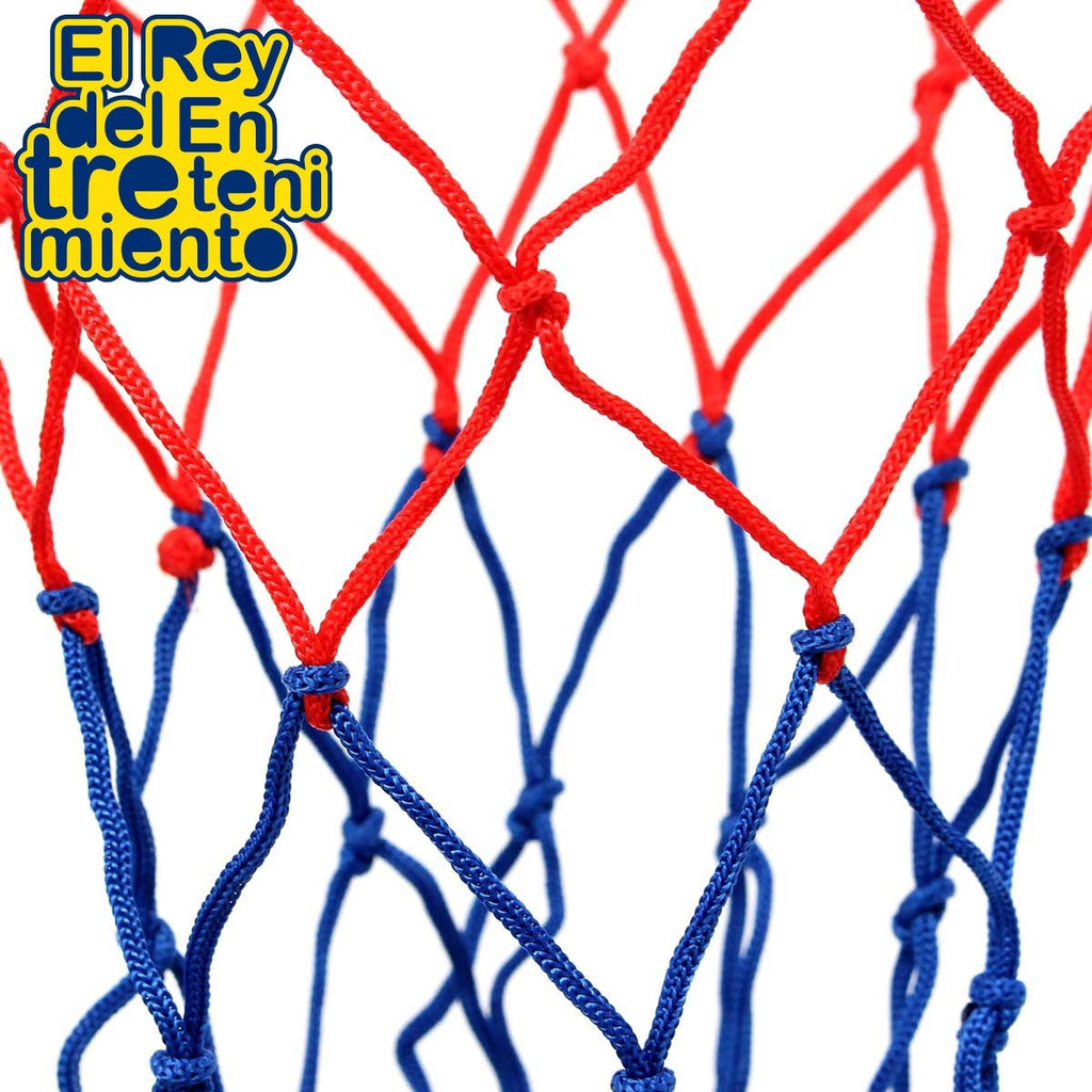 Red P/ Aro De Basketball Nylon Super Resistente Nº1 (4973605060747)