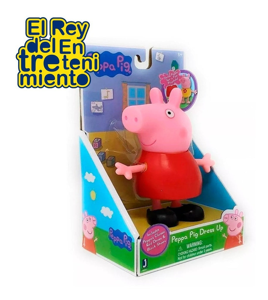 Peppa Pig Muñeca Dress Up Accesorios (4973590642827)