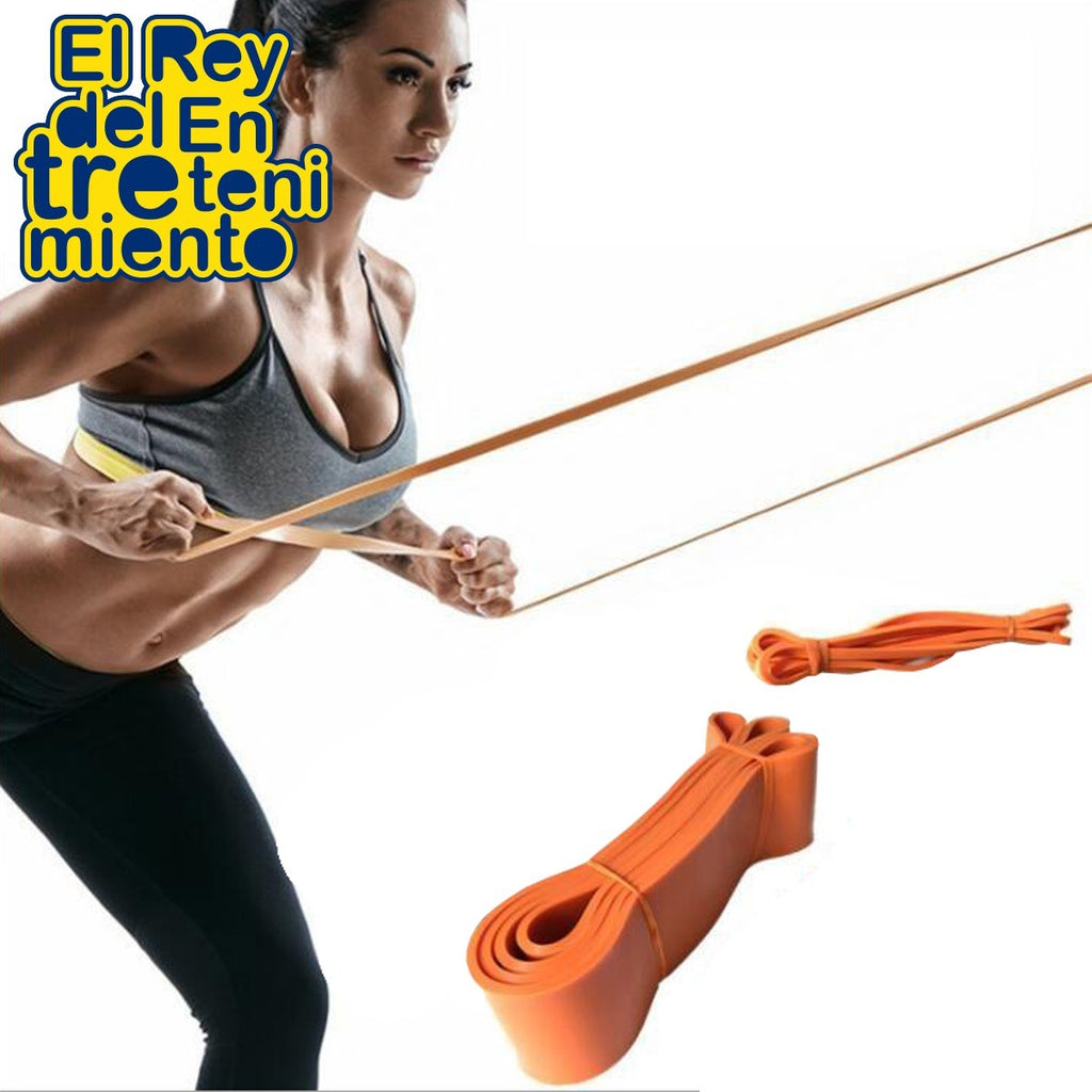 Super Band Profesional 83mm Entrenamiento Fitness Gym (4973631111307)