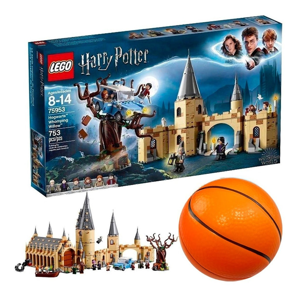 Lego Harry Potter Castillo Willow 75953 + Regalo!! (4973544865931)