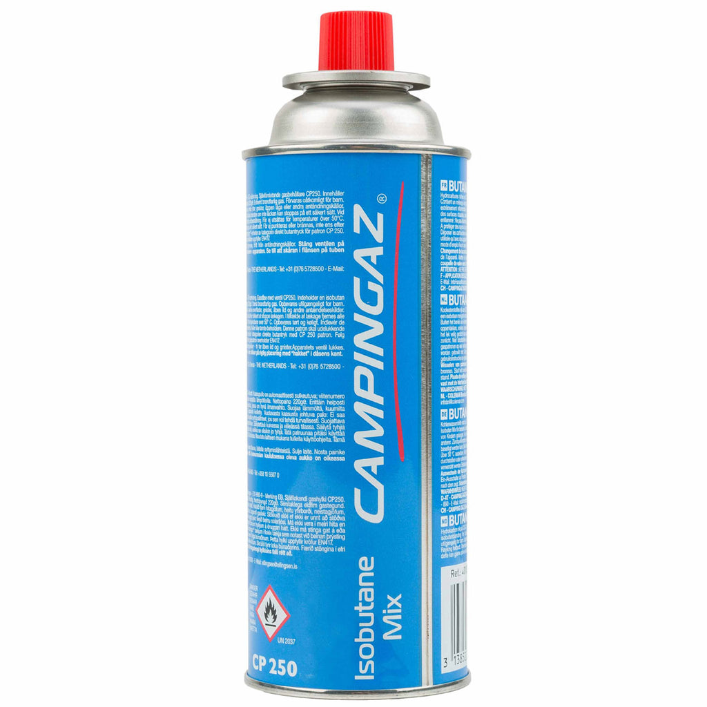 Cartucho Gas Isobutano Para Anafe 450 ML Campingaz (5089916190859)