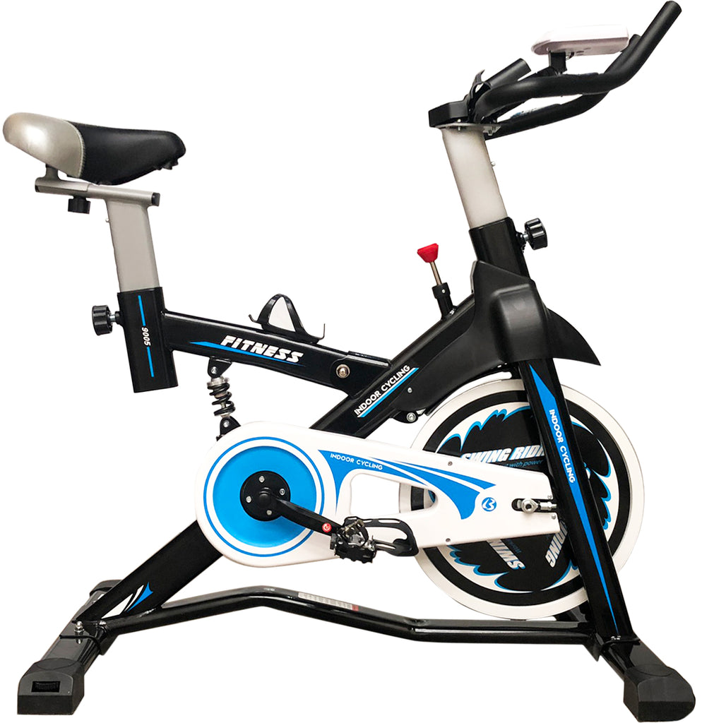 Bicicleta Spinning Profesional Regulable Disco 8 Kg (5079430889611)