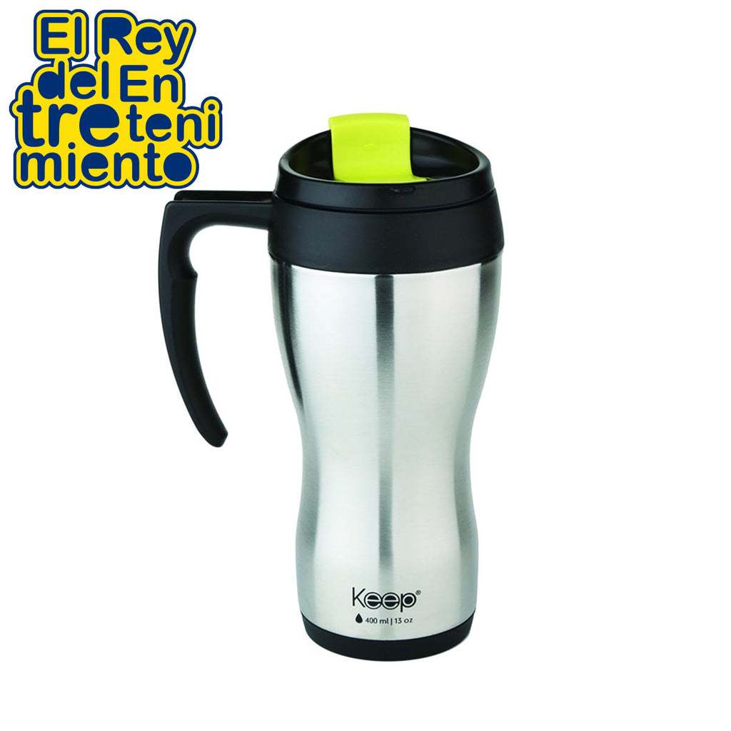 Keep Jarra Mug Termica 470 ml Acero Inoxidable (5062239846539)