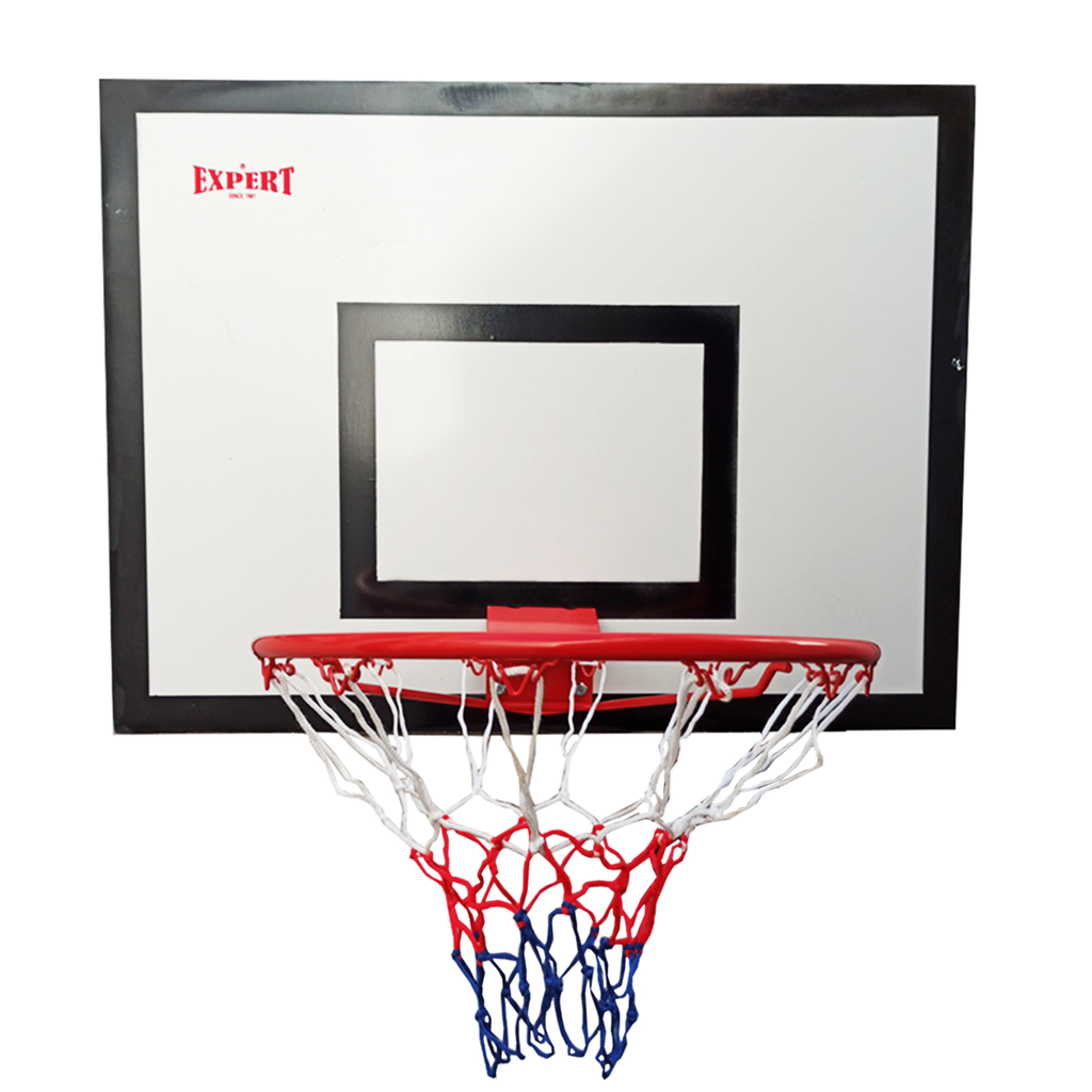 Tablero Basketball Aro Reglame 45+ Red+ Pelota+ Bulon (4973632618635)