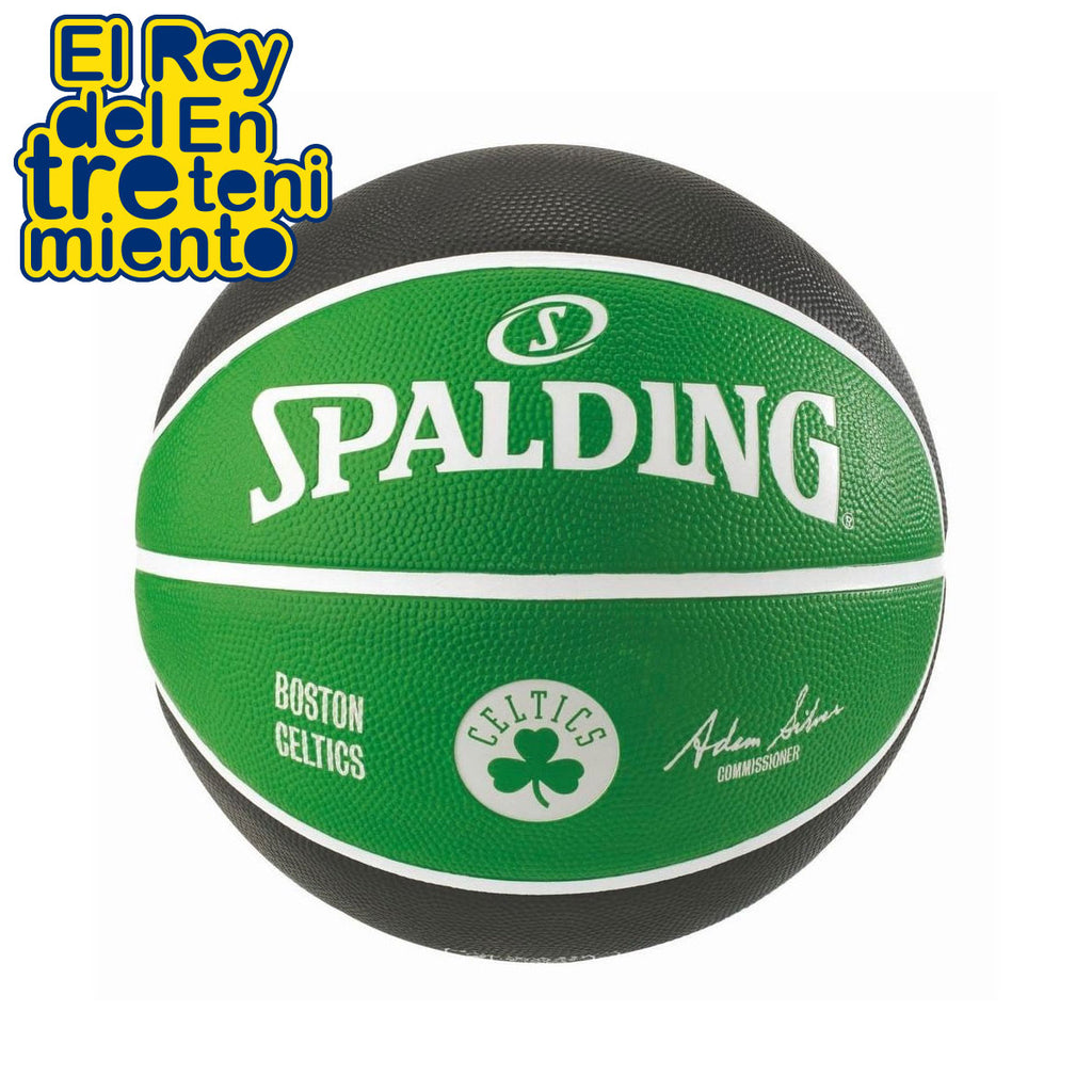 Pelota Spalding Boston Celtics Original (5055621300363)