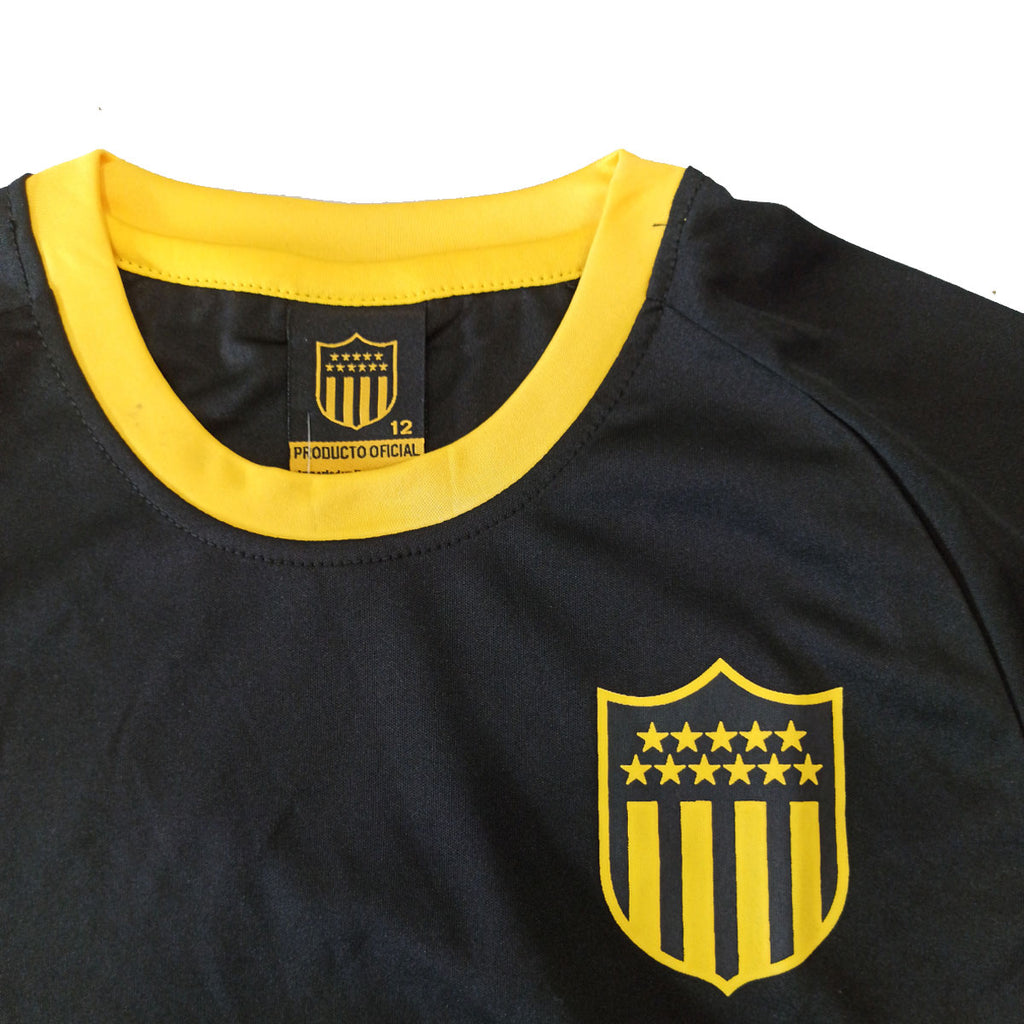 Remera Camiseta  Polo Peñarol Adulto (5058983264395)