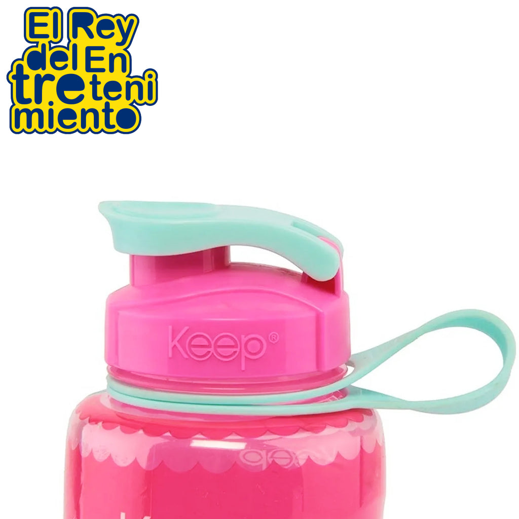 Botella Keep Colores 800Ml (4984987549835)