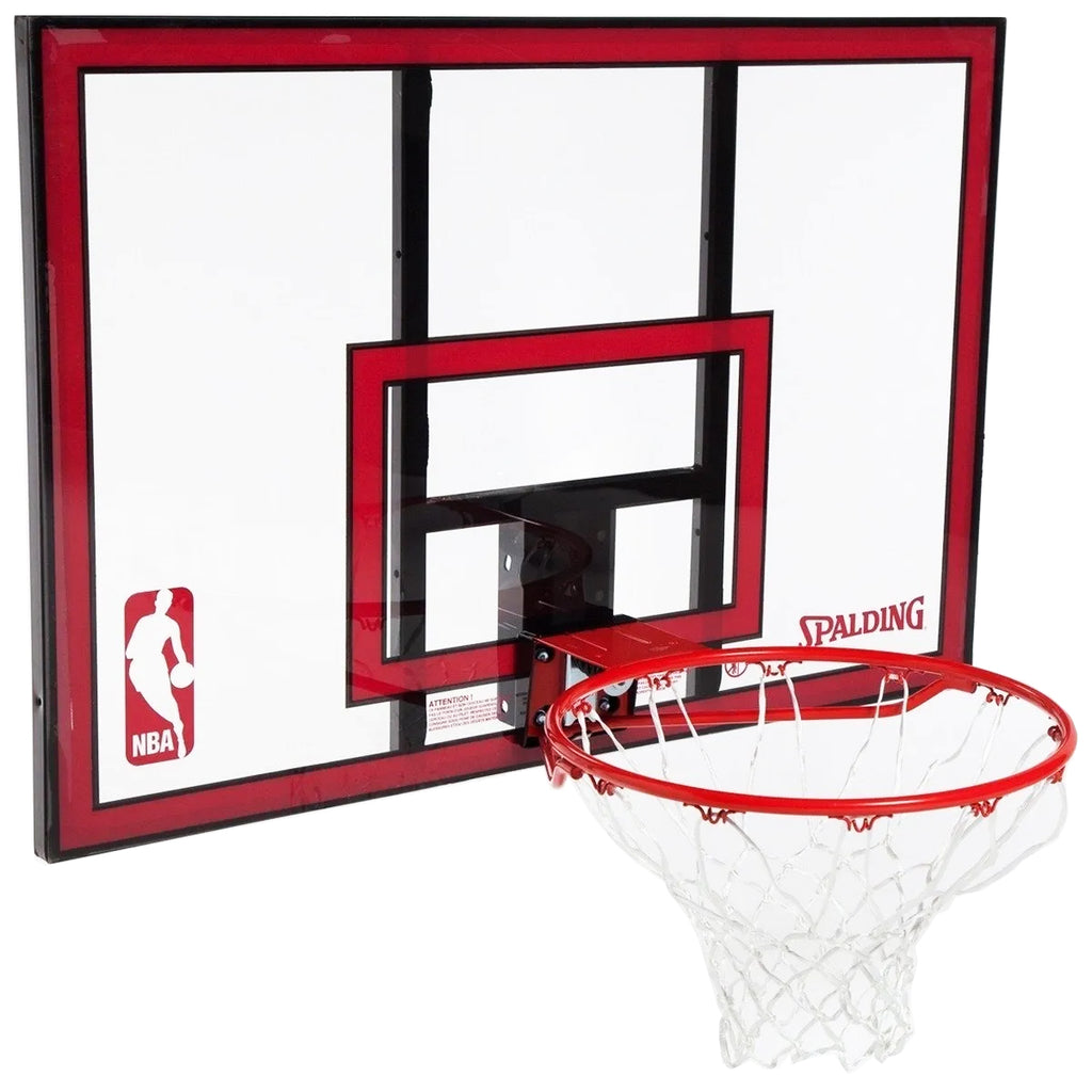 Tablero Spalding Policarbonato 44'' C/ Aro Resortes (4973633175691)