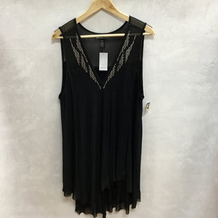 Primary Photo - BRAND: LANE BRYANT STYLE: TOP SLEEVELESS COLOR: BLACK SIZE: XL SKU: 194-194172-22296