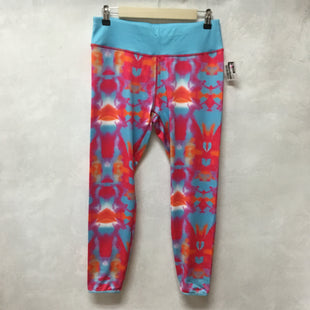 Primary Photo - BRAND:    CLOTHES MENTOR STYLE: ATHLETIC PANTS COLOR: TIE DYE SIZE: XL SKU: 194-194236-840