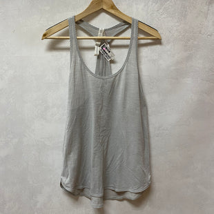Primary Photo - BRAND: LULULEMON STYLE: ATHLETIC TANK TOP COLOR: GREY SIZE: 8 SKU: 194-194167-33172