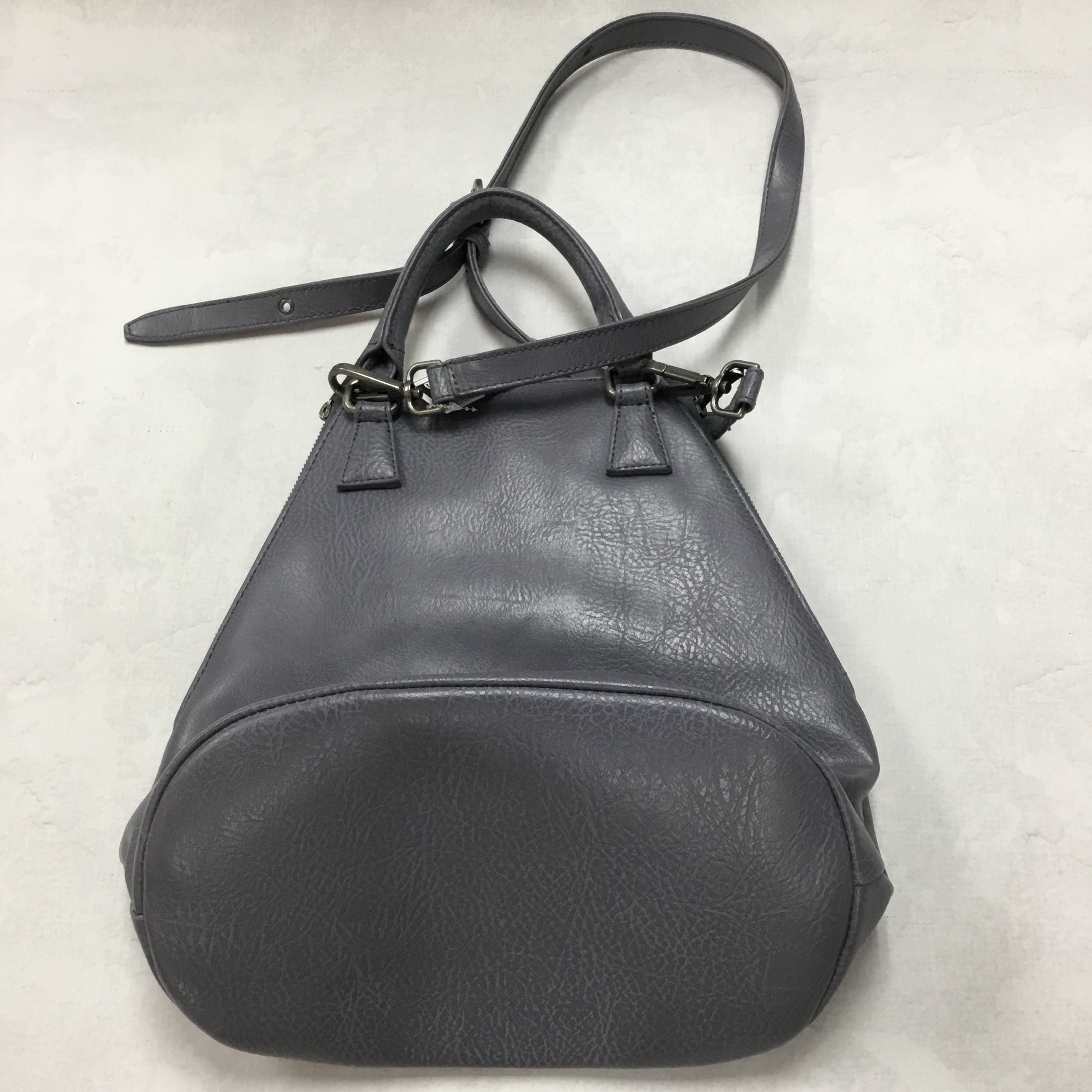 Photo #1 - BRAND: MATT AND NAT <BR>STYLE: BACKPACK <BR>COLOR: SLATE BLUE <BR>SIZE: SMALL <BR>SKU: 194-194167-29278<BR>11X12.5X6.75