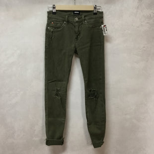 Primary Photo - BRAND: HUDSON STYLE: PANTS COLOR: OLIVE SIZE: 2 SKU: 194-19414-38011