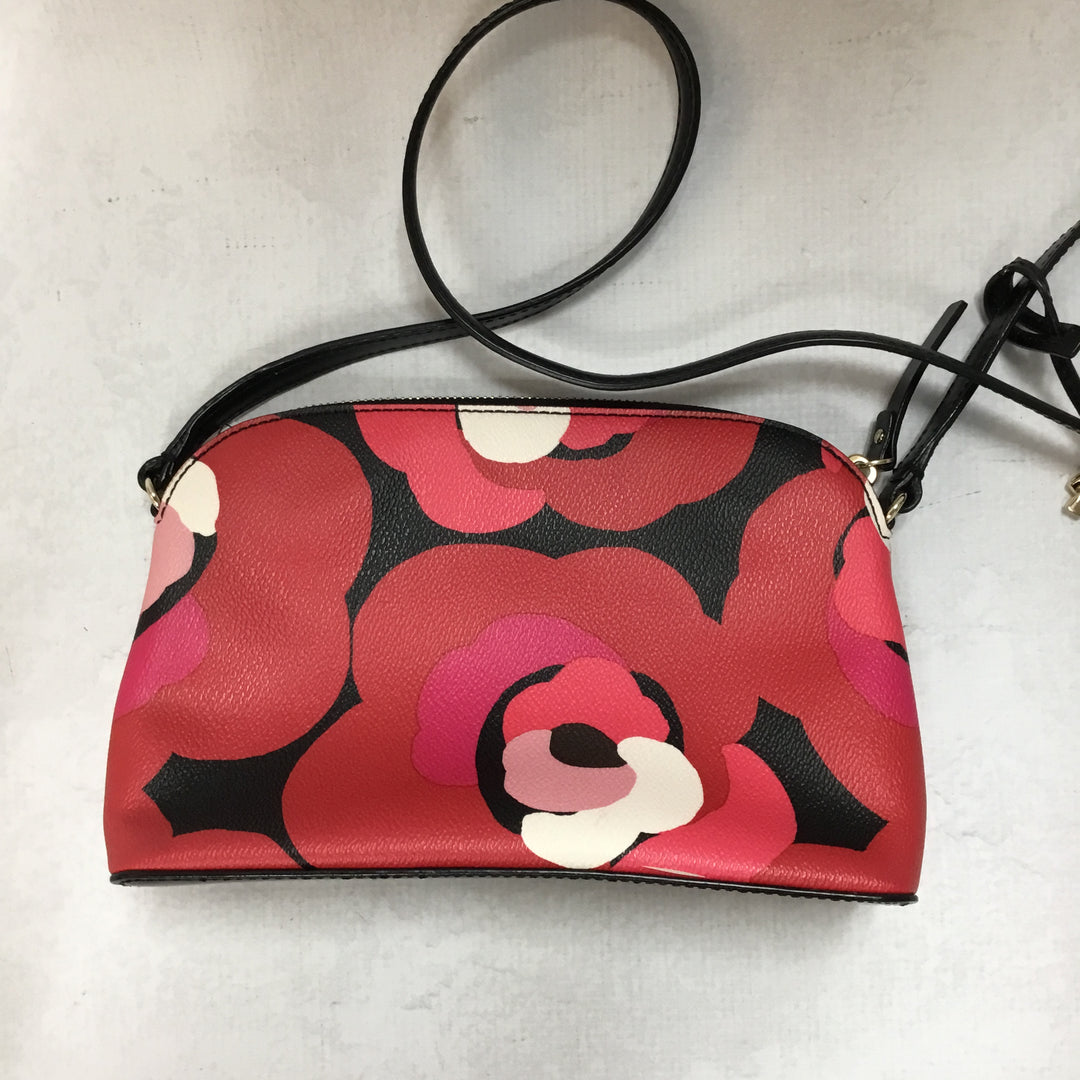 Photo #2 - BRAND: KATE SPADE <BR>STYLE: HANDBAG DESIGNER <BR>COLOR: FLORAL <BR>SIZE: SMALL <BR>SKU: 194-19414-36824<BR>9X6.5X3
