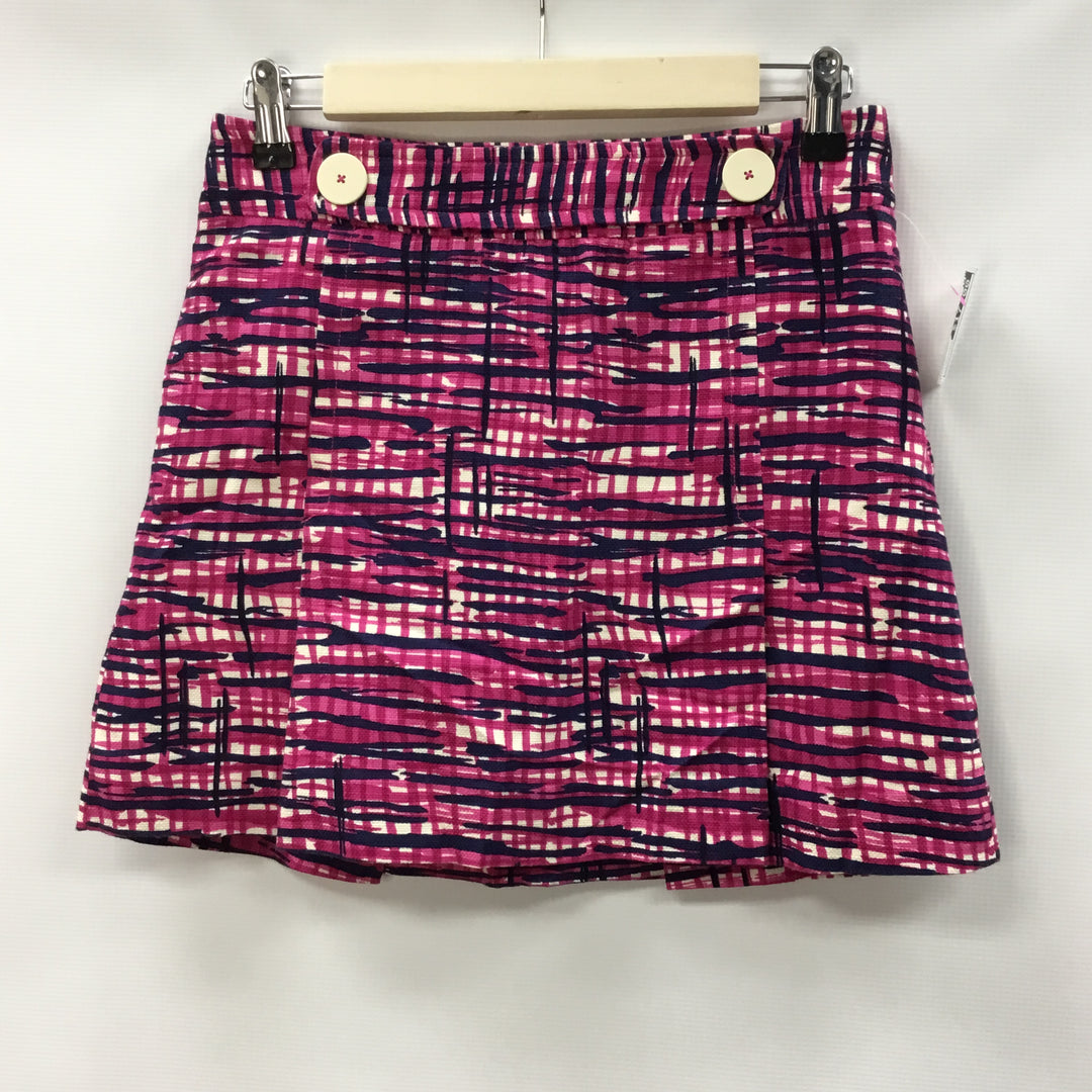 Primary Photo - BRAND: LILLY PULITZER <BR>STYLE: SKIRT <BR>COLOR: PINK PURPLE <BR>SIZE: 0 <BR>SKU: 194-194225-3219