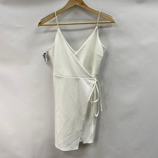 Primary Photo - BRAND: ASOS STYLE: DRESS SHORT SLEEVELESS COLOR: WHITE SIZE: 2SKU: 194-194194-10458
