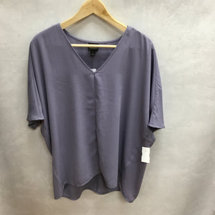 Primary Photo - BRAND: WORTHINGTON STYLE: TOP SHORT SLEEVE COLOR: LILAC SIZE: L SKU: 194-194197-13146