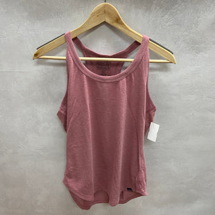 Primary Photo - BRAND: PATAGONIA STYLE: ATHLETIC TANK TOP COLOR: PINK SIZE: M SKU: 194-194197-13270