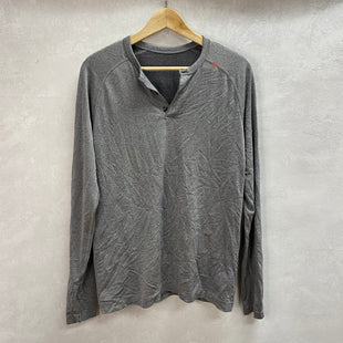 Primary Photo - BRAND: LULULEMON STYLE: ATHLETIC TOP COLOR: GREY SIZE: S SKU: 194-194183-20993