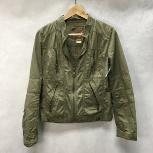 Primary Photo - BRAND: MICHAEL KORS STYLE: BLAZER JACKET COLOR: OLIVE SIZE: S SKU: 194-194194-8581