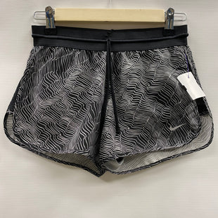 Primary Photo - BRAND: NIKE APPAREL STYLE: ATHLETIC SHORTS COLOR: BLACK WHITE SIZE: XS SKU: 194-194220-7302
