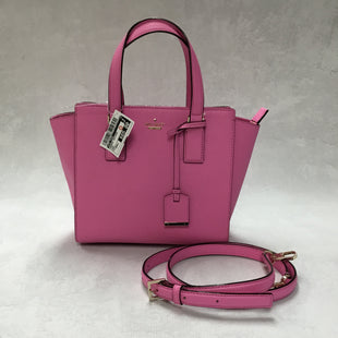 Primary Photo - BRAND: KATE SPADE STYLE: HANDBAG DESIGNER COLOR: PINK SIZE: SMALL OTHER INFO: 12 X 5 X 8.5 INCHESSKU: 194-194194-6630