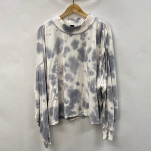 Primary Photo - BRAND: WILD FABLE STYLE: TOP LONG SLEEVE BASIC COLOR: TIE DYE SIZE: 2X SKU: 194-194167-34480