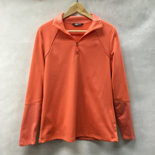 Primary Photo - BRAND: NORTHFACE STYLE: ATHLETIC TOP COLOR: PEACH SIZE: L SKU: 194-194231-1281