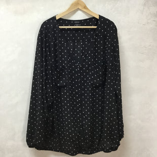 Primary Photo - BRAND: TORRID STYLE: TOP LONG SLEEVE COLOR: POLKADOT SIZE: 5X SKU: 194-194225-1876