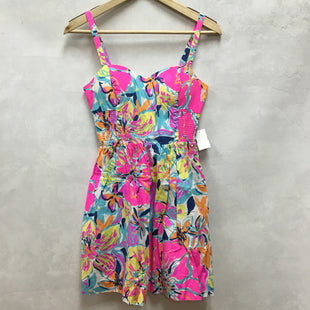 Primary Photo - BRAND: LILLY PULITZER STYLE: DRESS SHORT SLEEVELESS COLOR: MULTI SIZE: 2 SKU: 194-194229-4354