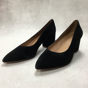 Primary Photo - BRAND: MADEWELL STYLE: SHOES HIGH HEEL COLOR: BLACK SIZE: 9 SKU: 194-194194-6959