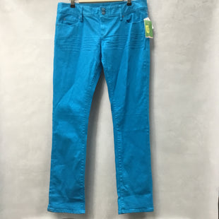 Primary Photo - BRAND: LILLY PULITZER STYLE: PANTS COLOR: BLUE SIZE: 14 OTHER INFO: NWT $148 SKU: 194-194220-5279