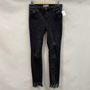 Primary Photo - BRAND: FREE PEOPLE STYLE: PANTS COLOR: BLACK SIZE: 4 SKU: 194-194167-35713