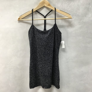 Primary Photo - BRAND: LULULEMON STYLE: ATHLETIC TANK TOP COLOR: BLACK WHITE SIZE: 6 SKU: 194-194231-1508